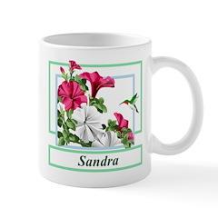 Personalized Hummingbird Mug Mugs