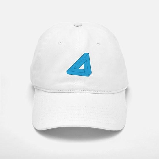 Optical Delusion Baseball Baseball Cap