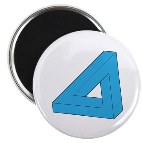 "Optical Delusion 2.25"" Magnet (10 pack)"
