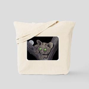 Bushbaby Moon Tote Bag