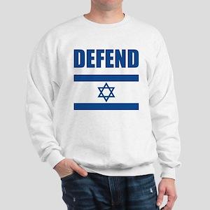Defend Israel Sweatshirt