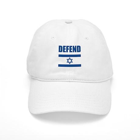 Defend Israel Cap