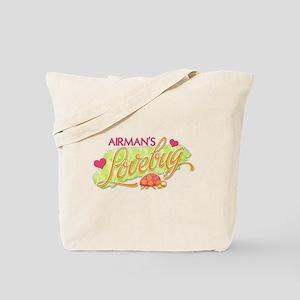 Airman's Lovebug Tote Bag