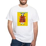 Lsd Mens Classic White T-Shirts