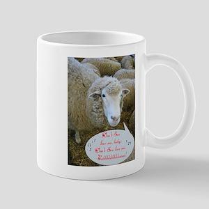 Don't Ewe Love Me Mug