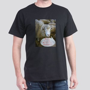 Don't Ewe Love Me Dark T-Shirt