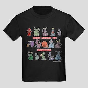 Dragons Kids Dark T-Shirt
