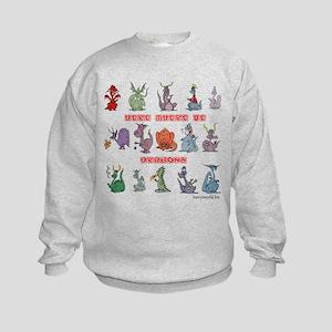 Dragons Kids Sweatshirt