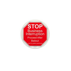 Sign of the times Mini Button (10 pack)