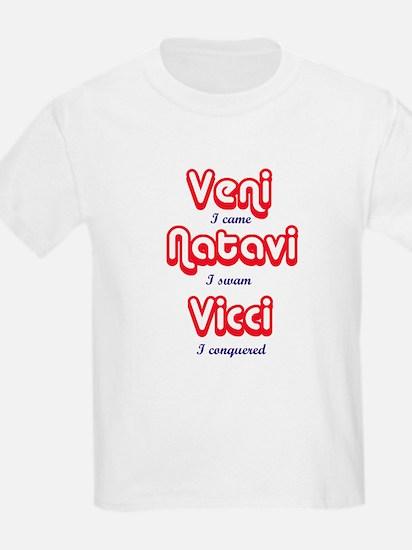 Veni. Natavi Vici T-Shirt