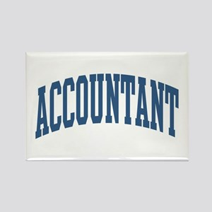 Accountant Occupation Collegiate Style Rectangle M