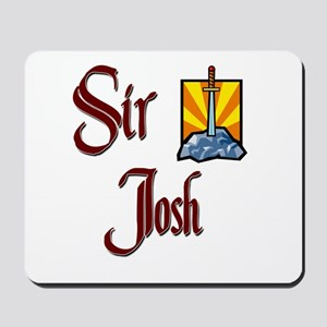 Sir Josh Mousepad
