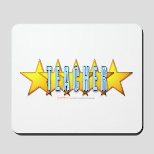 5 Star TEACHER Mousepad