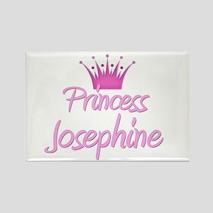 Princess Josephine Rectangle Magnet