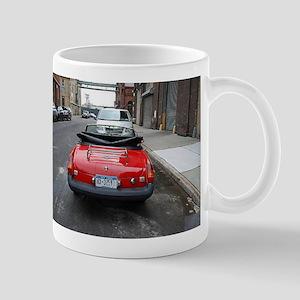 MG Rear Mug
