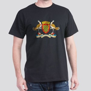 Cambridgeshire Coat of Arms Dark T-Shirt