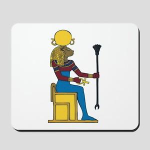 Goddess Sekhmet Mousepad