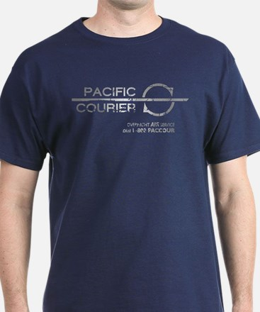 """Die Hard """"Pacific Courier"""" T-Shirt"""