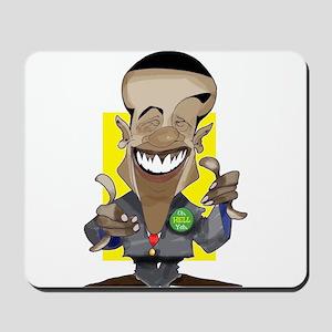 O.H.Y. Prez Obama Mousepad