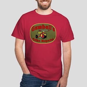 Gumball Trike Repair Dark T-Shirt