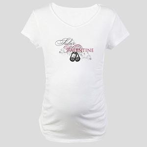 Sailor's Valentine Maternity T-Shirt