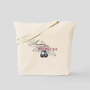 Airman's Valentine Tote Bag