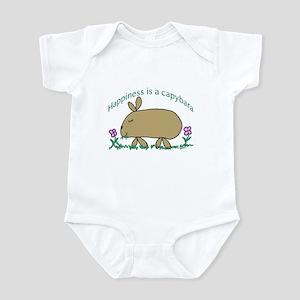 RoundCapybara_Happiness Body Suit