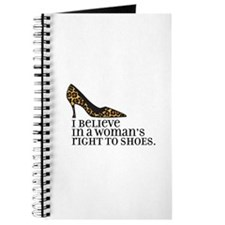 right to shoes Journal