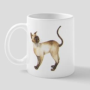Siamese Cat Mug