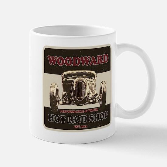 Hot Rod Shop Mug