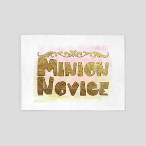Minion Novice 5'x7'Area Rug