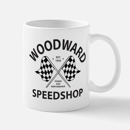 Woodward Speedshop Mug