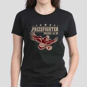 Prizefighter 10 Women's Dark T-Shirt