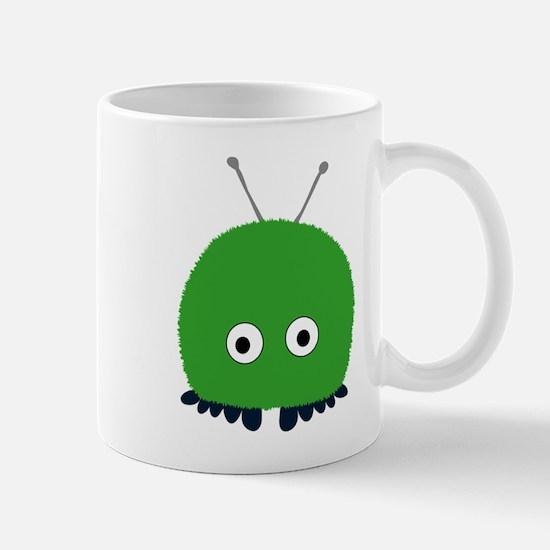 Green Wuppie Mug