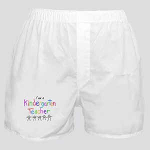 Kindergarten Teacher Boxer Shorts