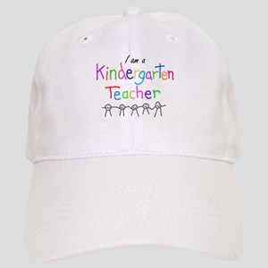 Kindergarten Teacher Cap
