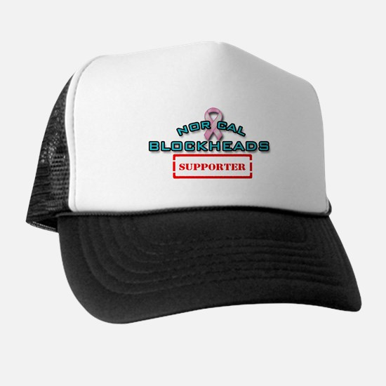 Funny New kids on block Trucker Hat