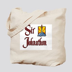 Sir Johnathon Tote Bag