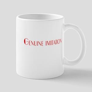 Genuine Imitation Mug