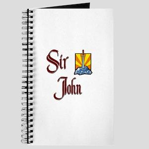 Sir John Journal