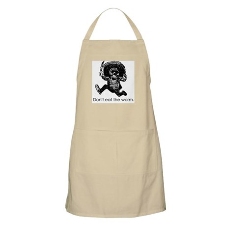Mexican Skeleton BBQ Apron