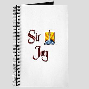 Sir Joey Journal