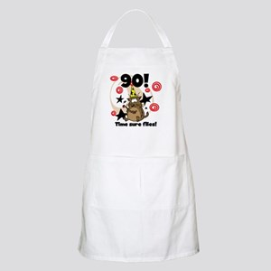 90th Birthday BBQ Apron