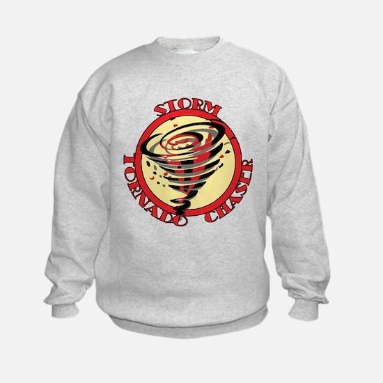 Storm Tornado Chaser Sweatshirt