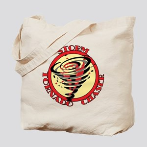 Storm Tornado Chaser Tote Bag