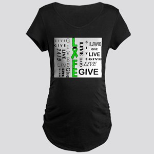 Live Give Maternity T-Shirt