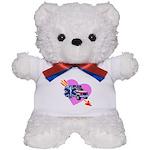 EMS Care Heart Teddy Bear