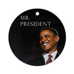 Mr. President Ornament (Round)