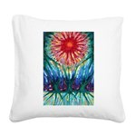 I Will Always Square Canvas Pillow