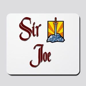Sir Joe Mousepad